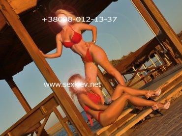 Проститутка Киева ЛесбиМывКиеве, секс с 10:00 до 10:00