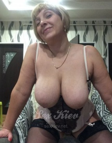 Проститутка Киева Тамара , с 5 размером сисек