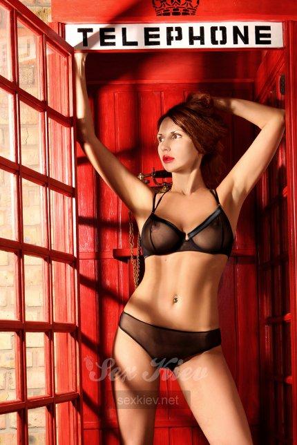 Проститутка Киева Адель, шлюха за 2500 грн в час