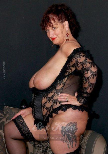 Проститутка Киева ЖАННА, с 5 размером сисек
